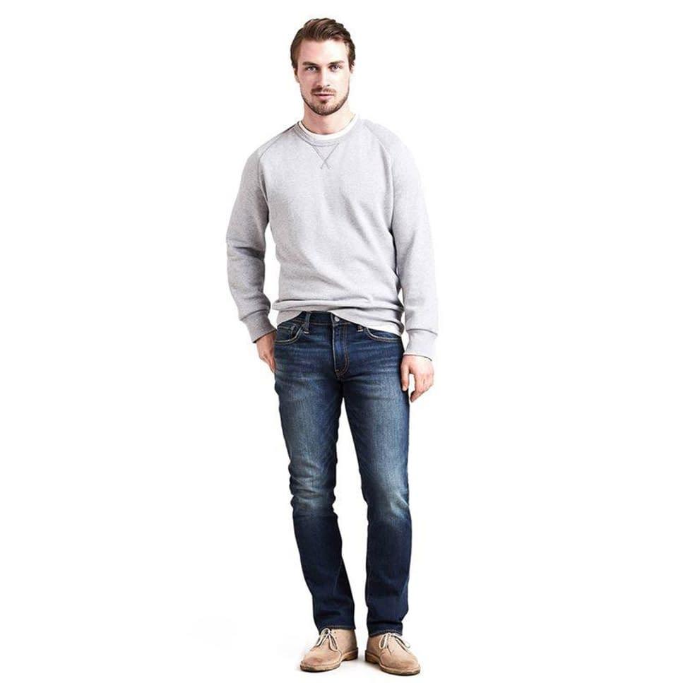 Vaquero Levi S 511 Slim Fit 04511 0970 Pantalones Vaqueros Levi S 511 Hombre
